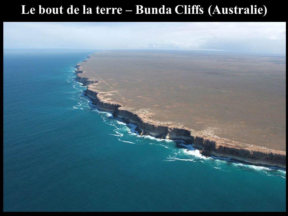 Le bout de la terre – Bunda Cliffs (Australie)