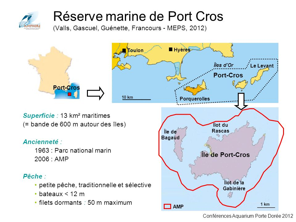 Réserve marine de Port Cros (Valls, Gascuel, Guénette, Francours - MEPS, 2012)