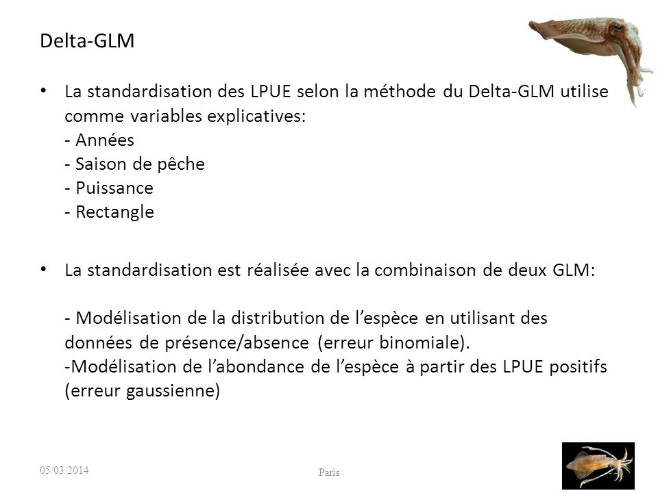 Delta-GLM