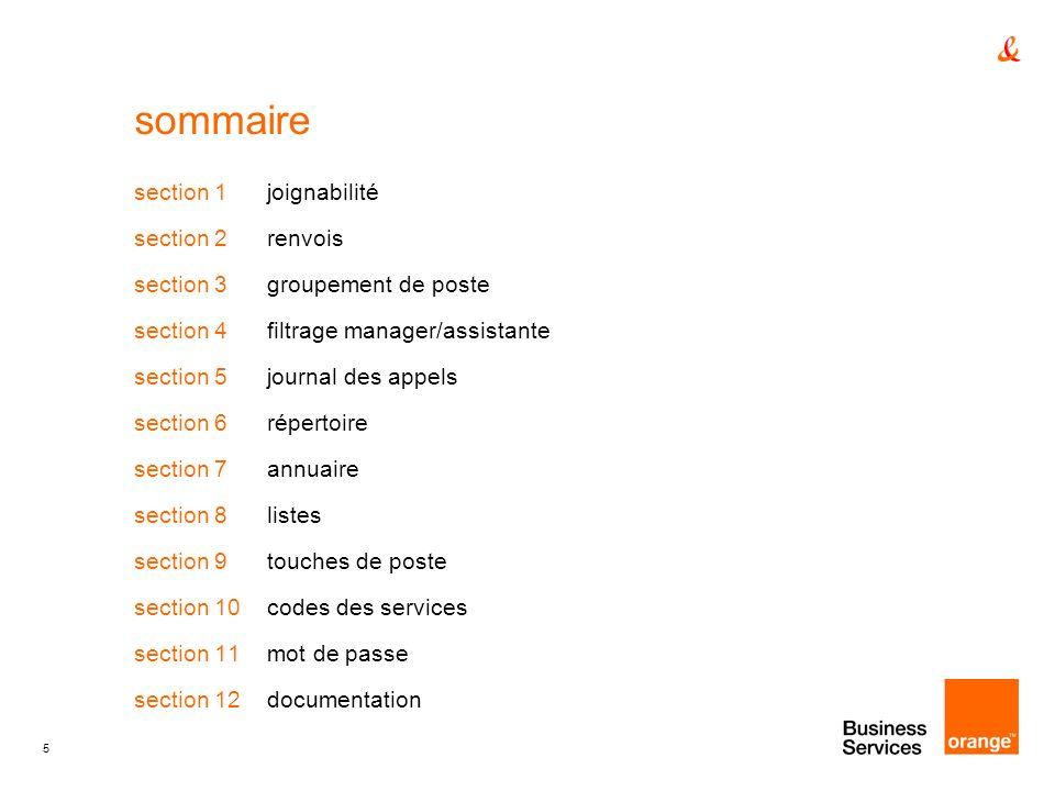 sommaire section 1 joignabilité section 2 renvois