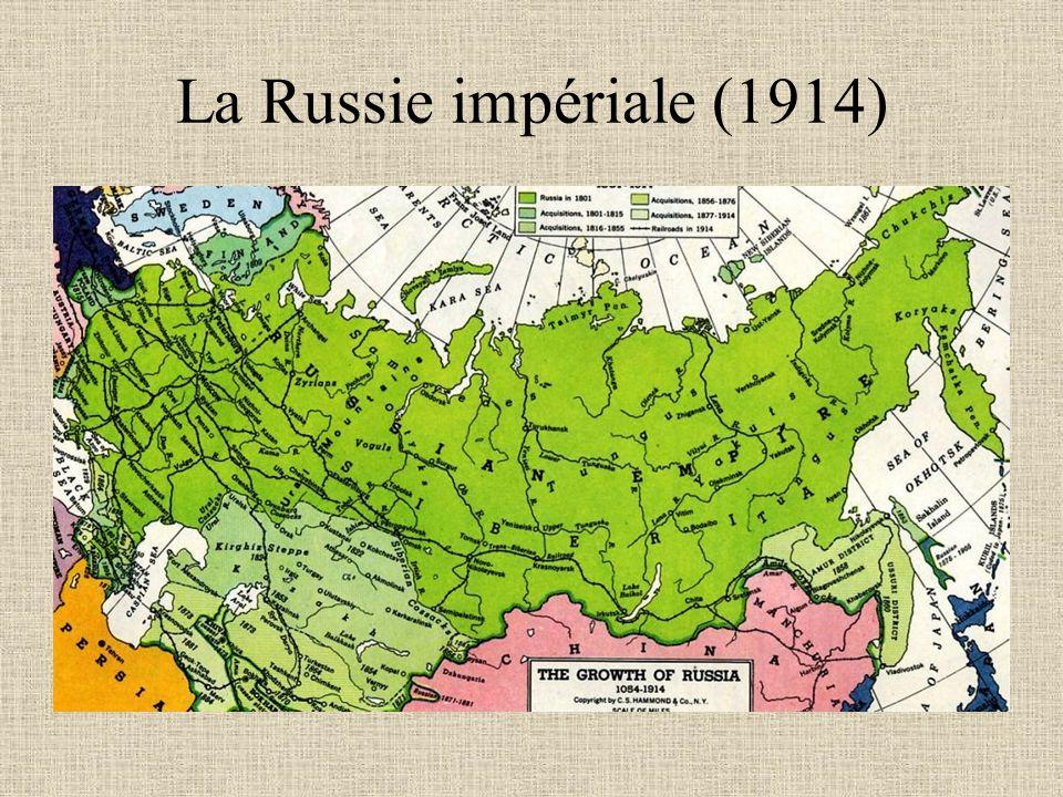 La Russie impériale (1914)