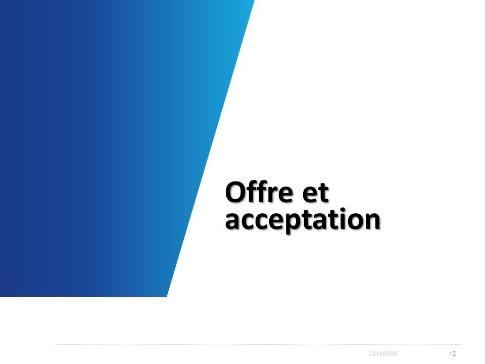 Offre et acceptation 20100908