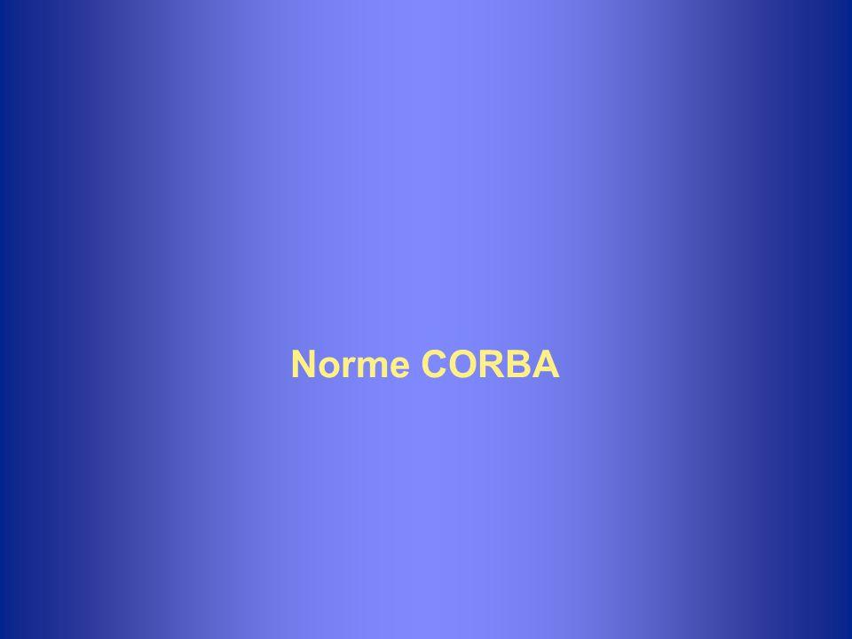 Norme CORBA