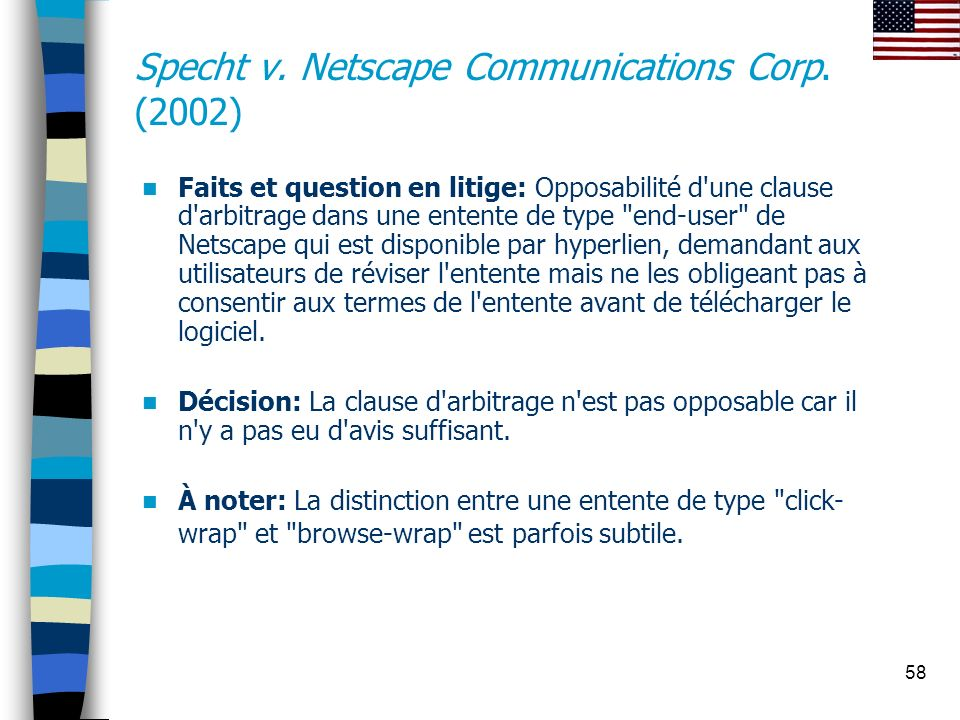 Specht v. Netscape Communications Corp. (2002)