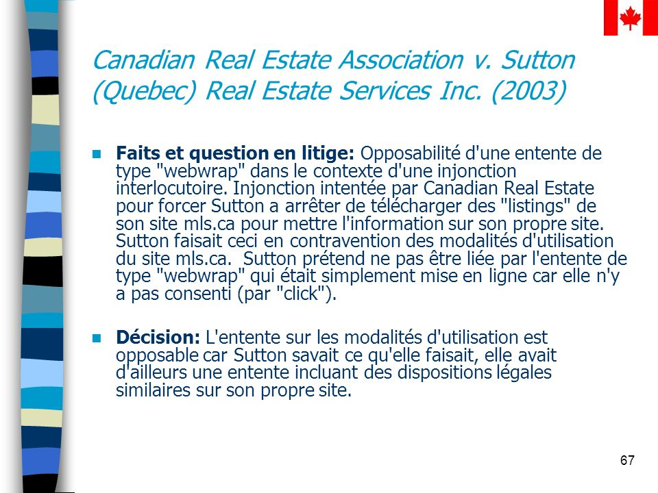 Canadian Real Estate Association v