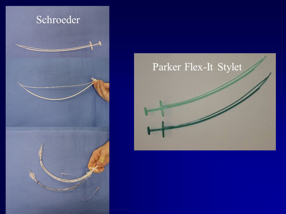 Schroeder Parker Flex-It Stylet