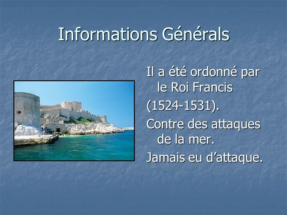 Informations Générals