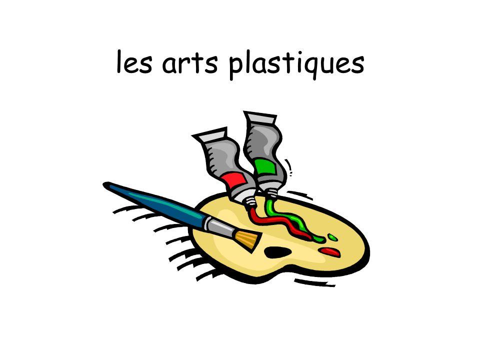 les arts plastiques