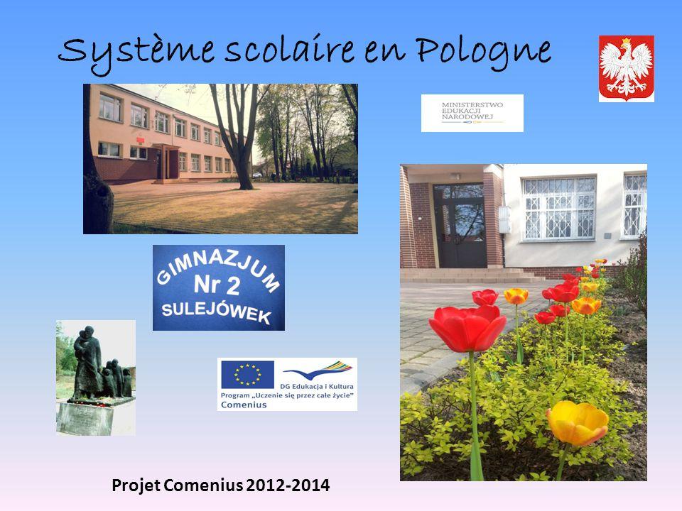 Système scolaire en Pologne