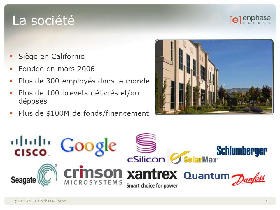 La société Siège en Californie Fondée en mars 2006