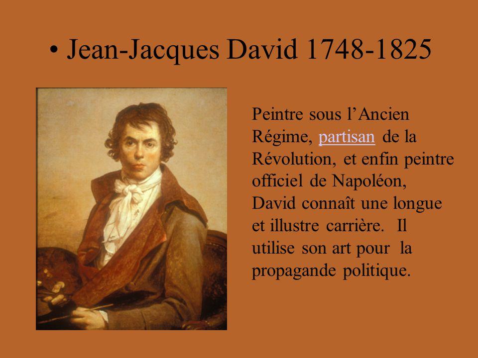 Jean-Jacques David 1748-1825