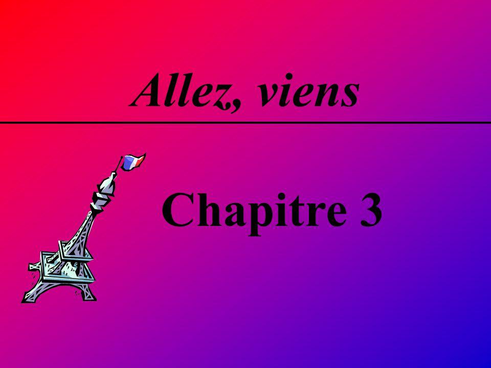 Allez, viens Chapitre 3
