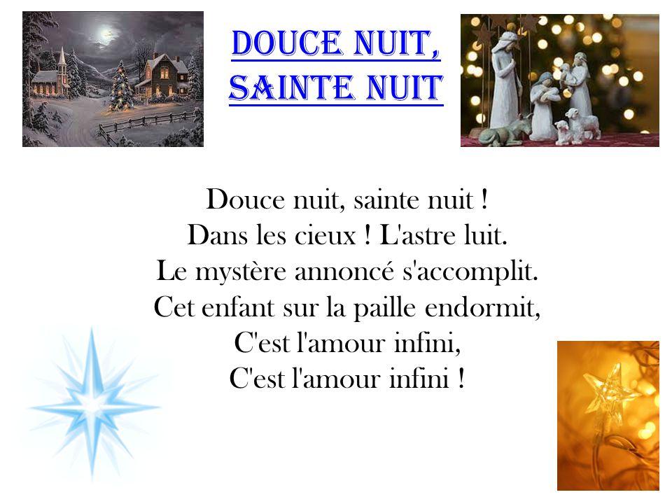 Douce Nuit, Sainte Nuit