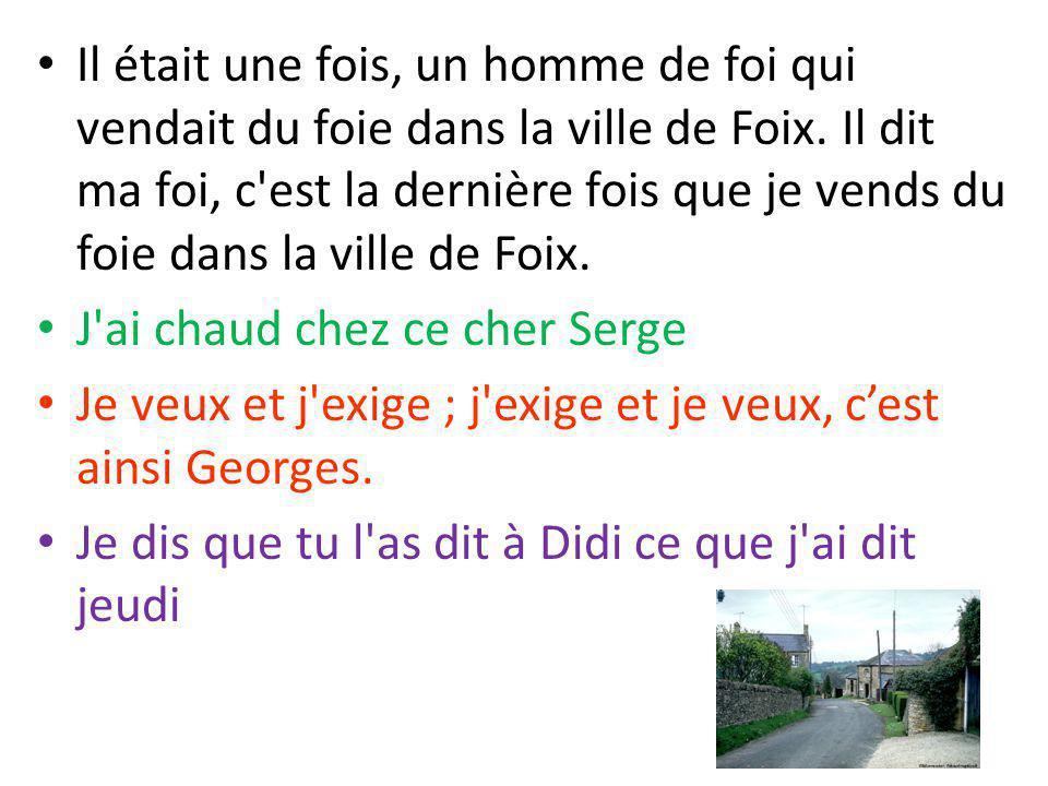 French tongue twisters ppt video online t l charger - C est la ouate que je prefere ...