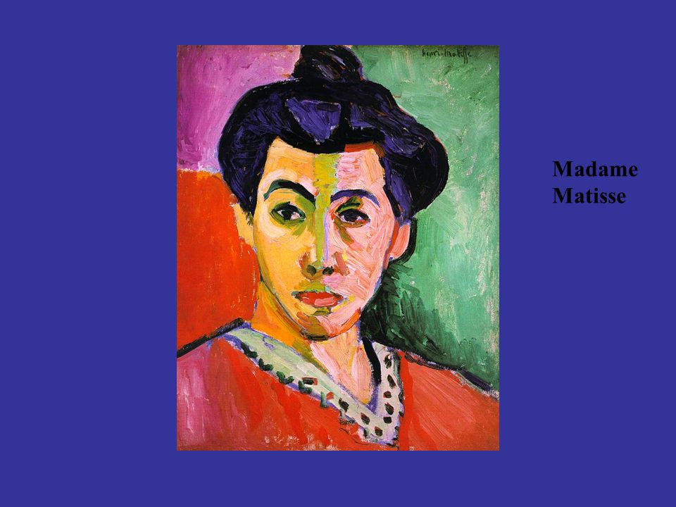 an introduction to stylistic analysis of madam matisse the green line Matisse used overall decorative-patterning and created a flattened sense of space which of the following is a characteristic of expressionist wassily kandinsky improvisation 31 which of the following conventions of fauvism did henri matisse use in madame matisse the green line.