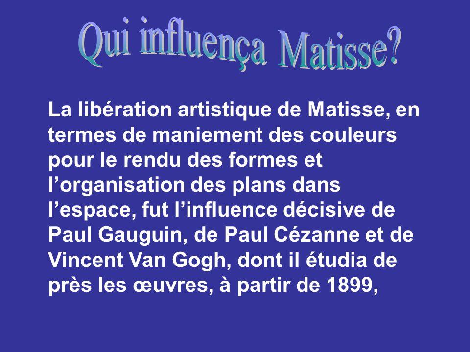Qui influença Matisse