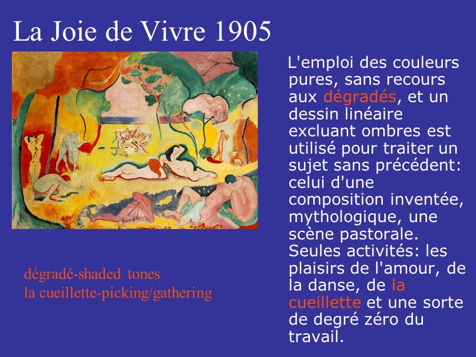 La Joie de Vivre 1905