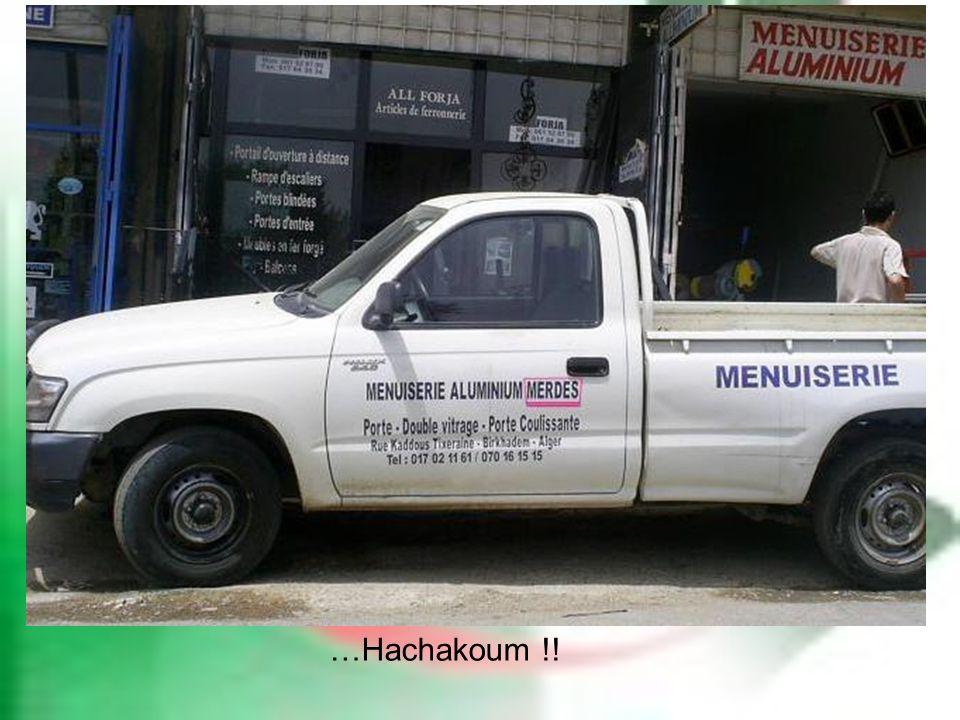 …Hachakoum !!