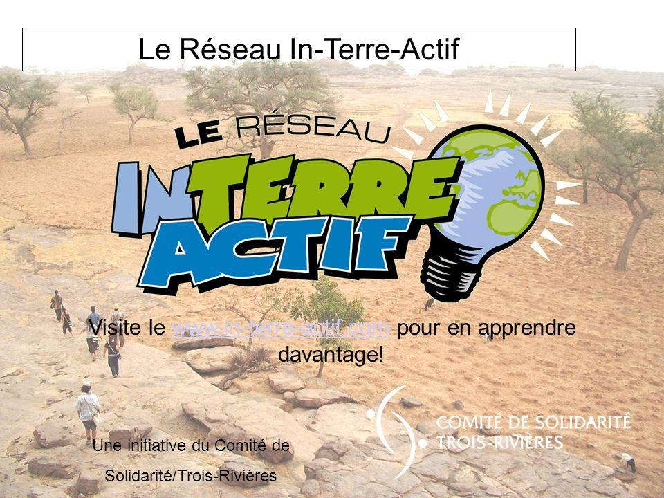 Le Réseau In-Terre-Actif