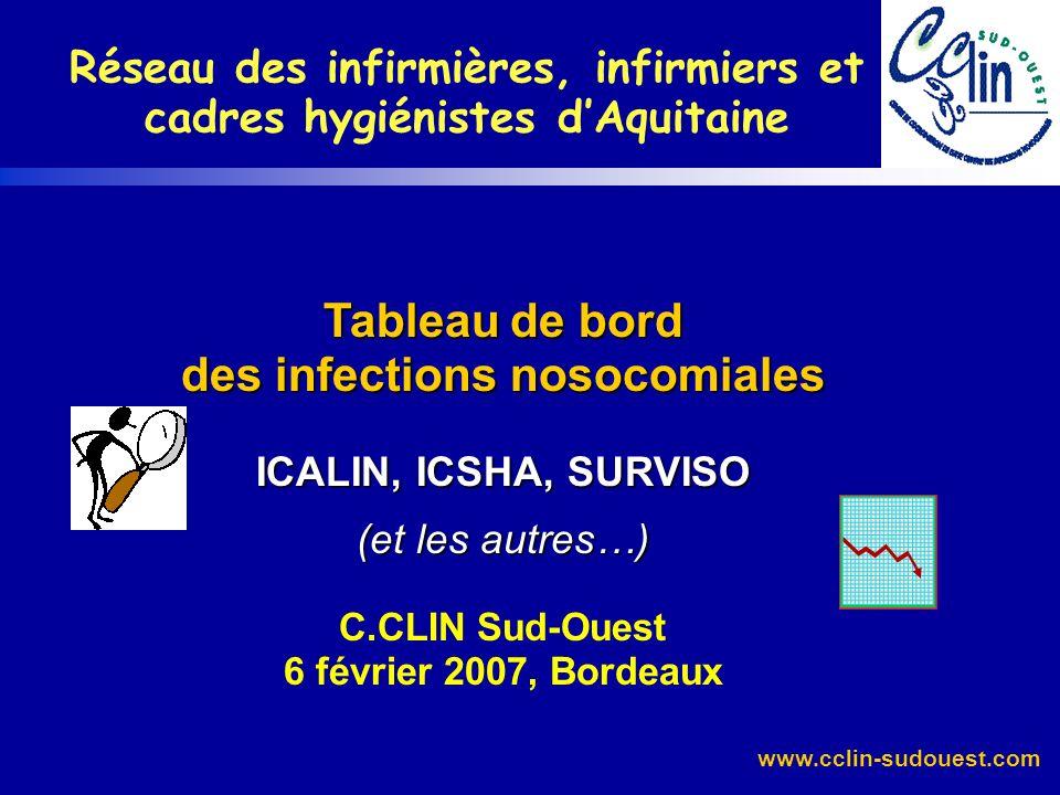 Réseau des infirmières, infirmiers et cadres hygiénistes d'Aquitaine