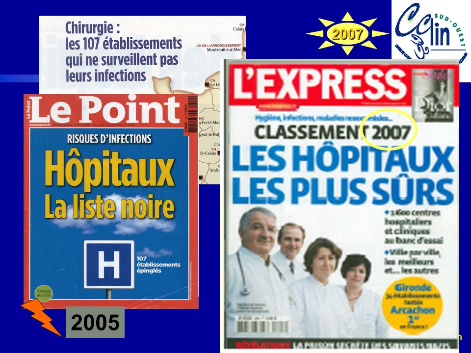 2007 2005