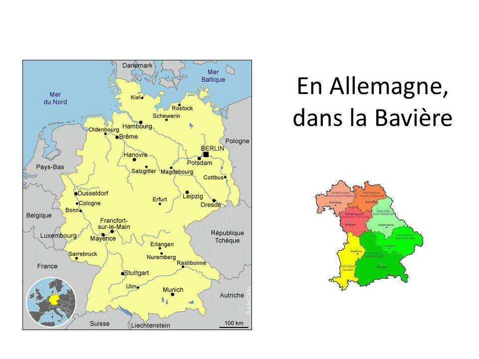 En Allemagne, dans la Bavière