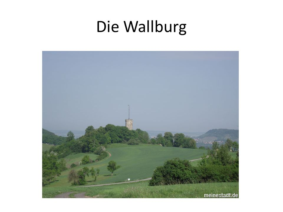 Die Wallburg