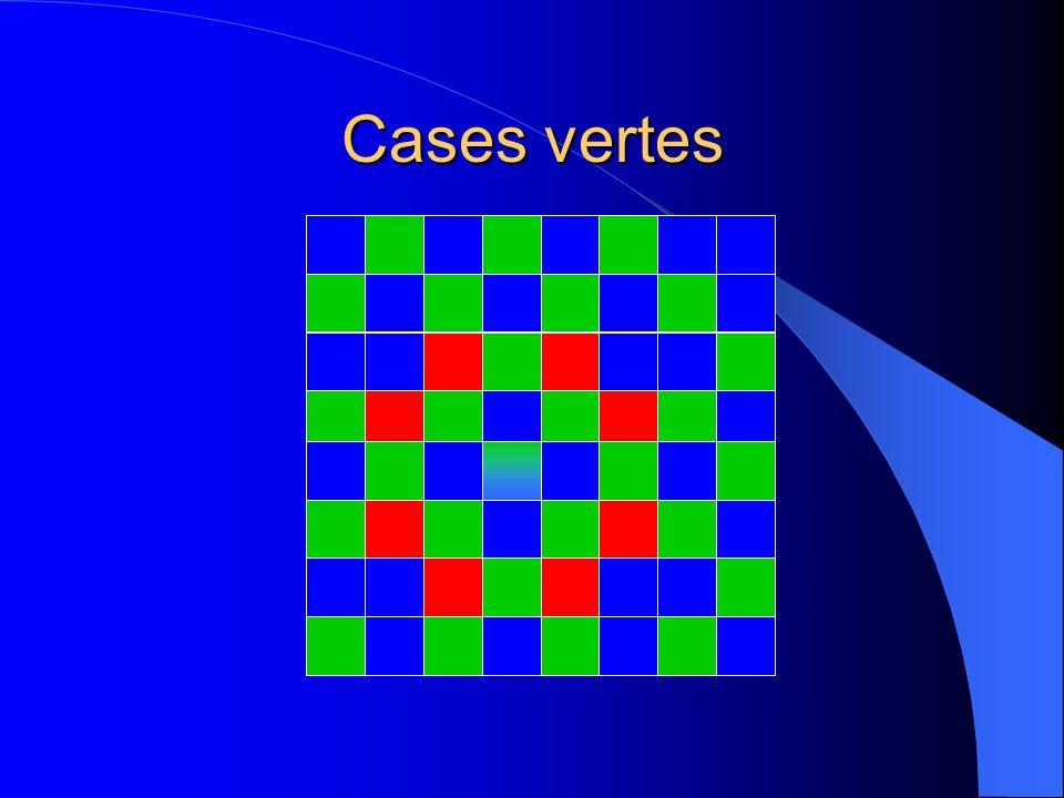 Cases vertes