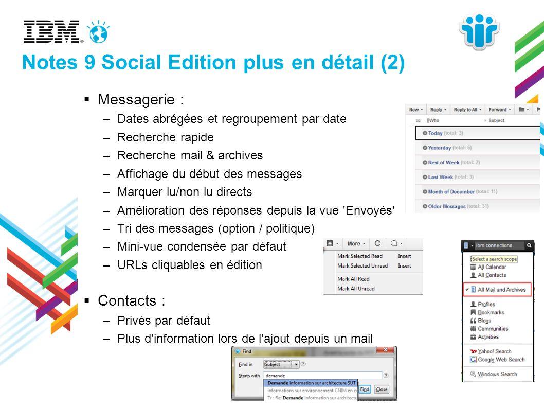 Notes 9 Social Edition plus en détail (2)