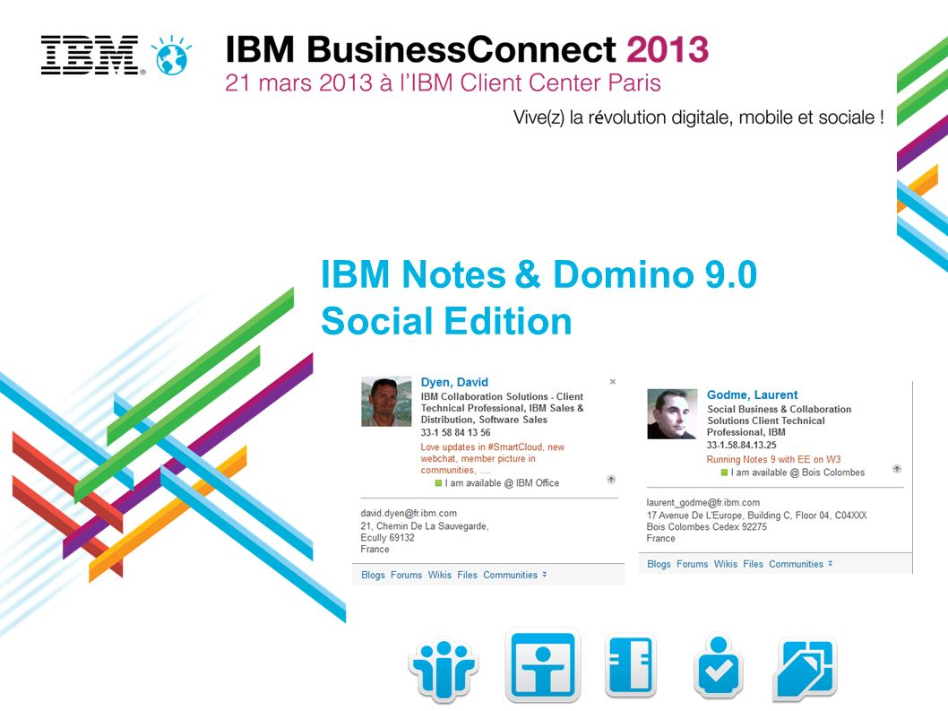 IBM Notes & Domino 9.0 Social Edition