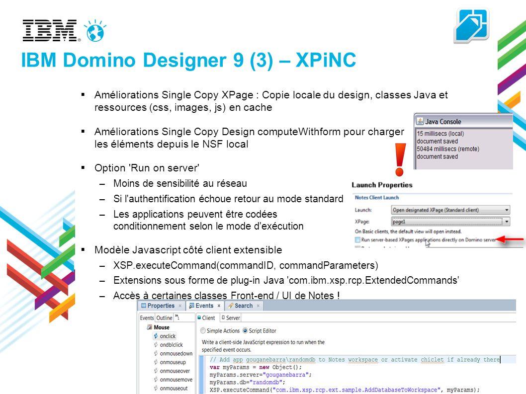 IBM Domino Designer 9 (3) – XPiNC