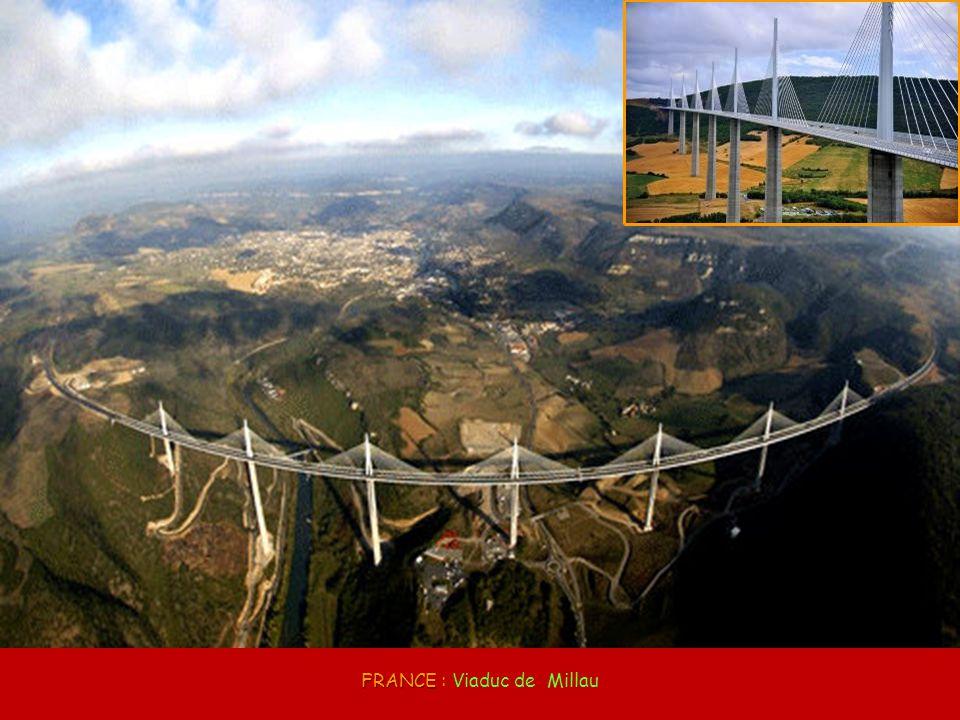 FRANCE : Viaduc de Millau