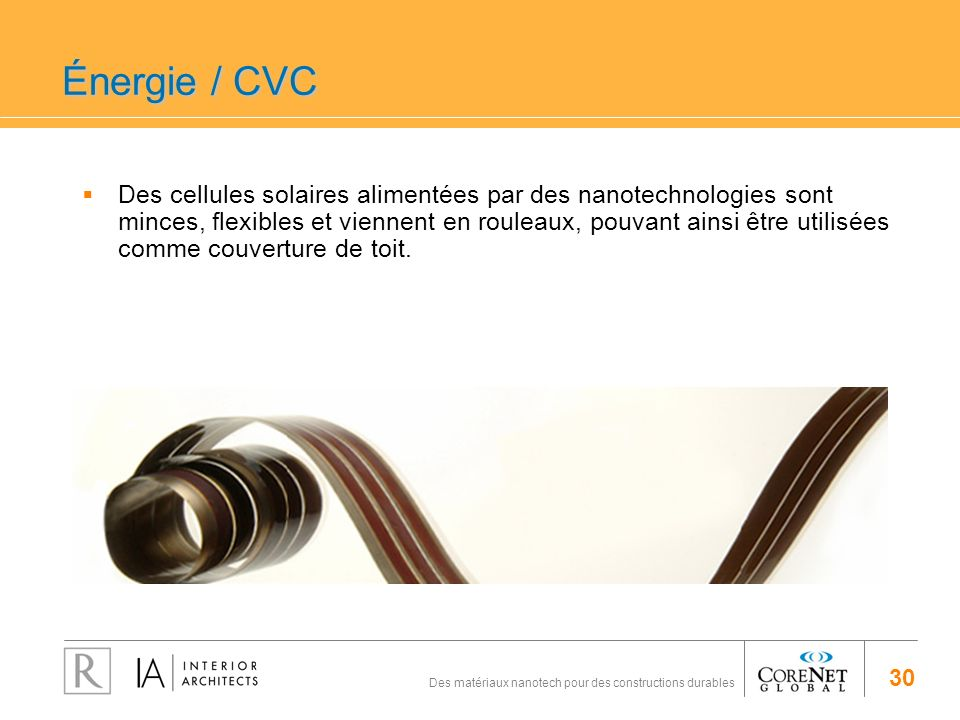 Énergie / CVC