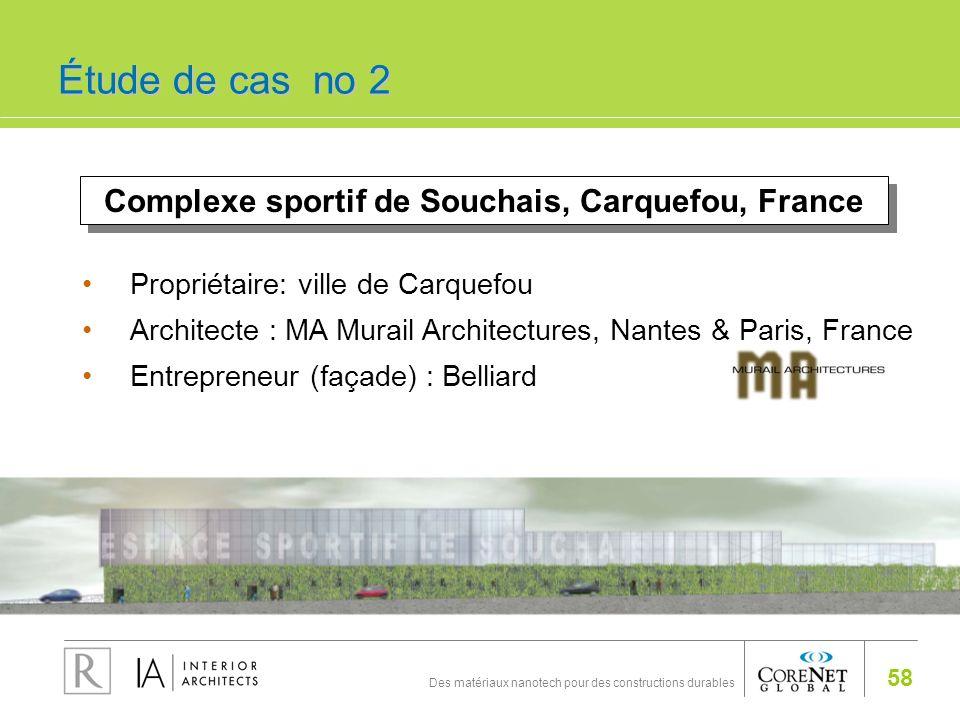 Complexe sportif de Souchais, Carquefou, France