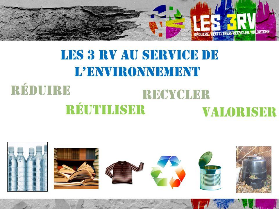 réutilisés, recyclés, compostés ou valorisés