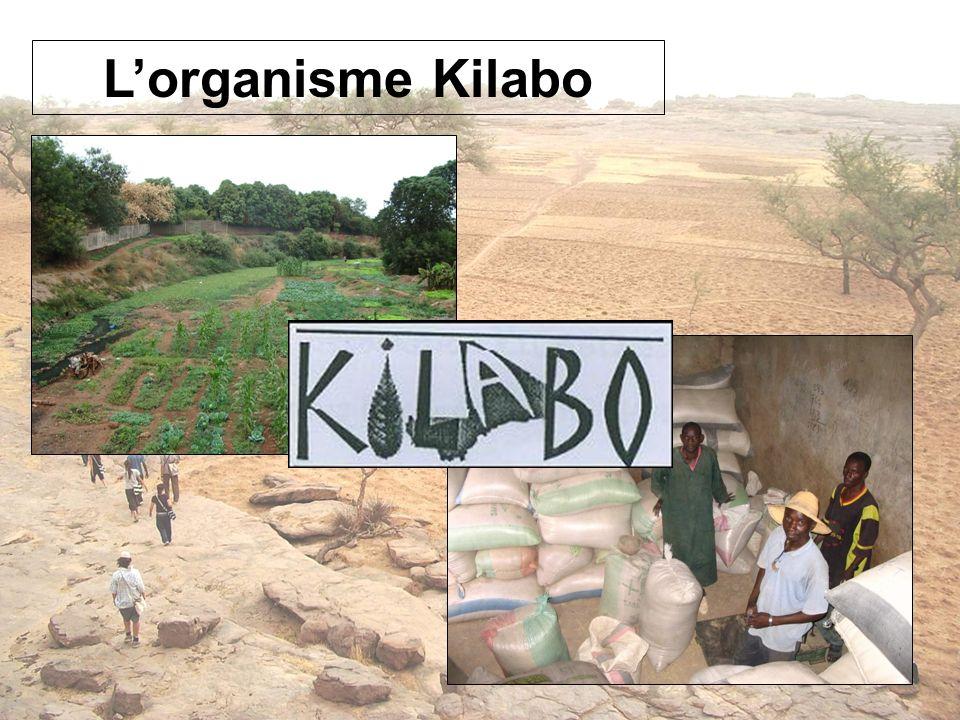 L'organisme Kilabo