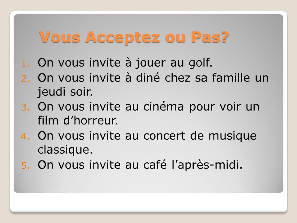 Les invitations ppt video online t l charger - Jouer au coups de midi gratuitement ...