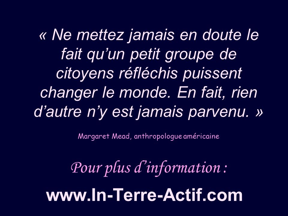 Margaret Mead, anthropologue américaine