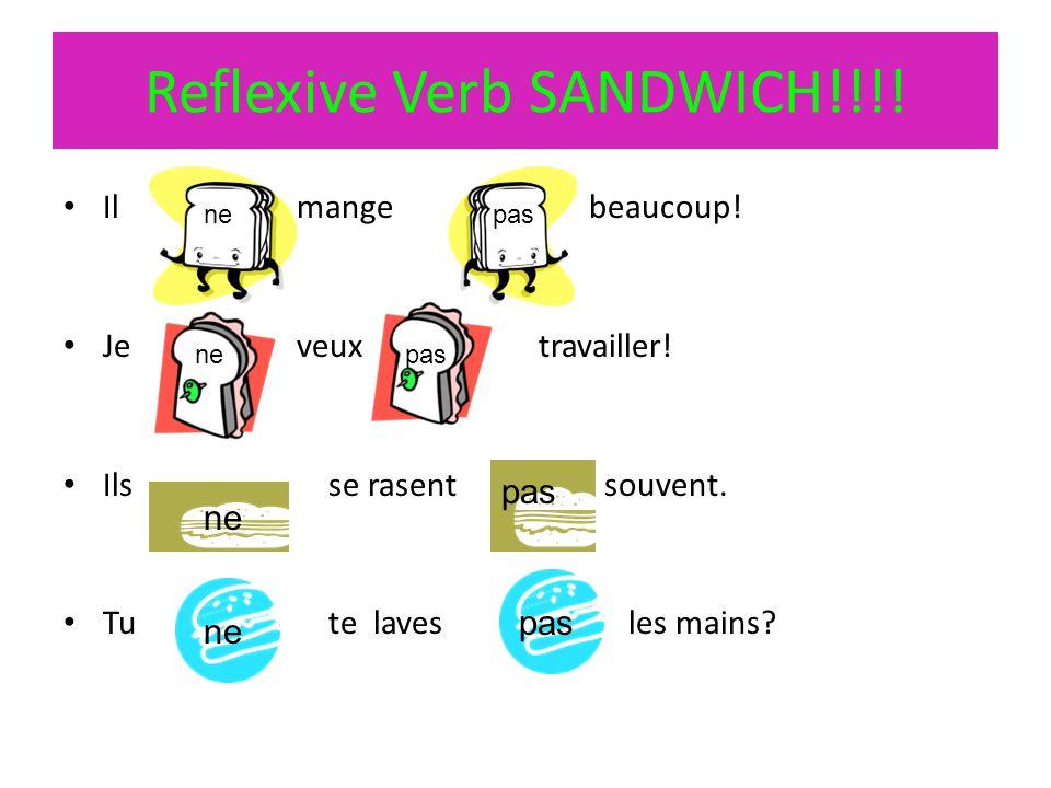 Reflexive Verb SANDWICH!!!!