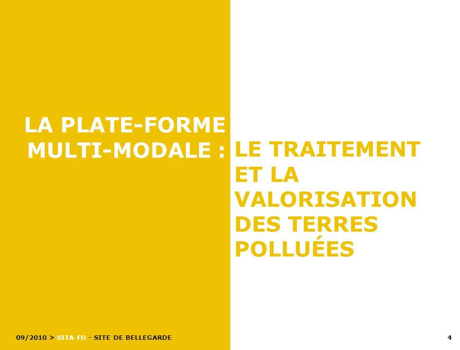 LA PLATE-FORME MULTI-MODALE :