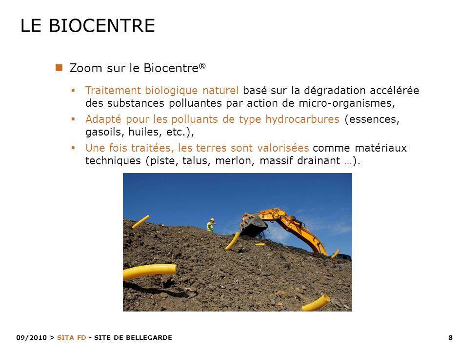 LE BIOCENTRE Zoom sur le Biocentre®