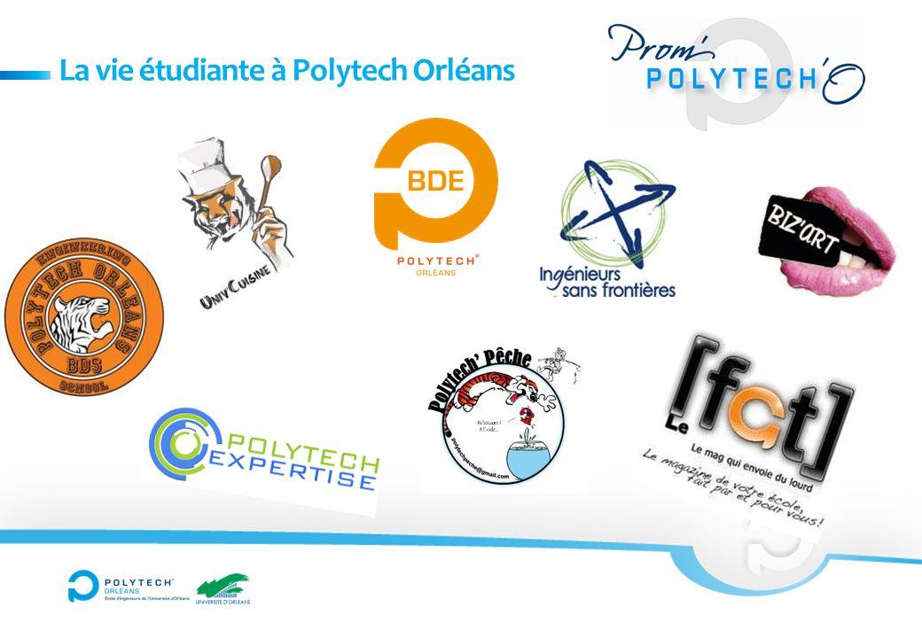 La vie étudiante à Polytech Orléans