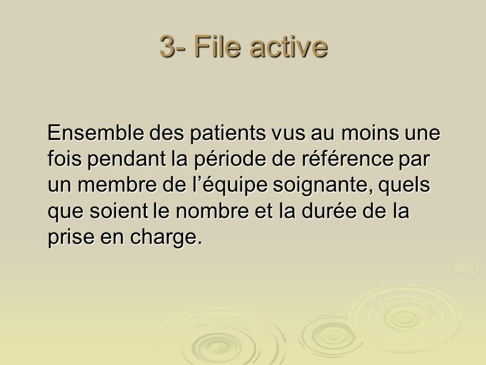 3- File active
