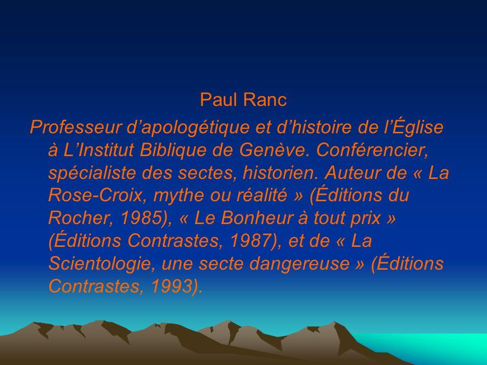 Paul Ranc