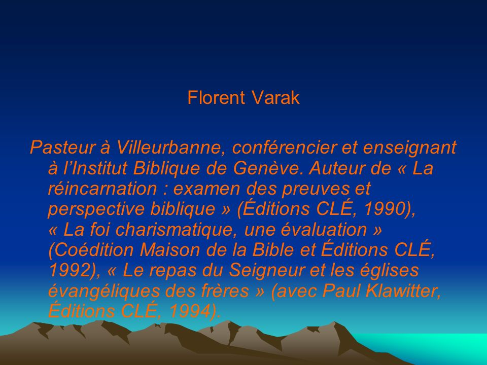 Florent Varak