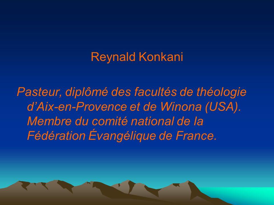 Reynald Konkani