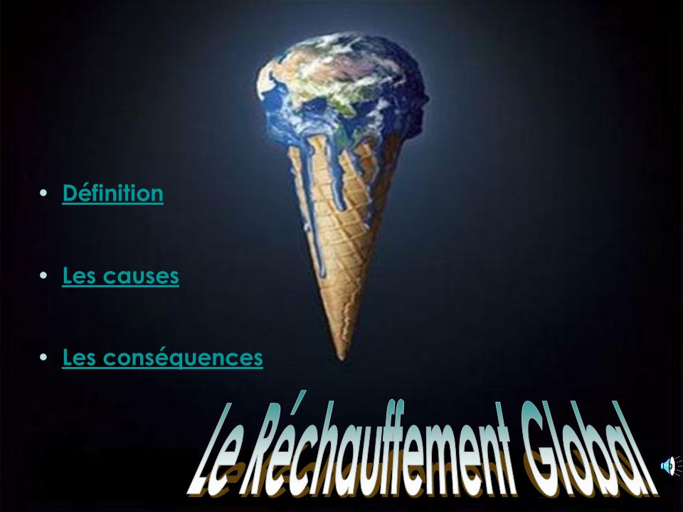 Le Réchauffement Global