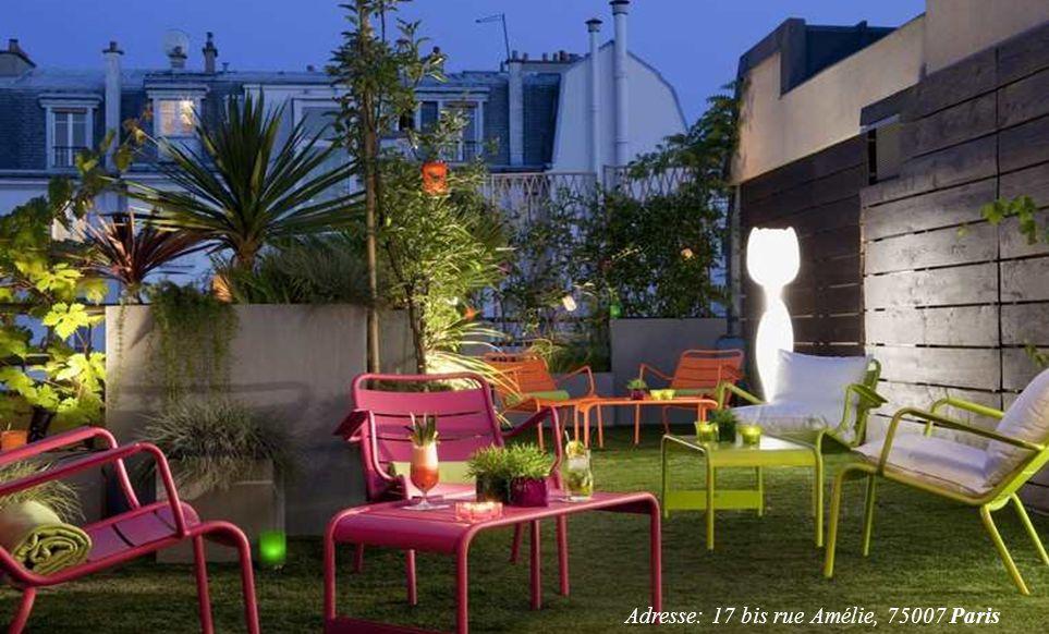 Adresse: 17 bis rue Amélie, 75007 Paris