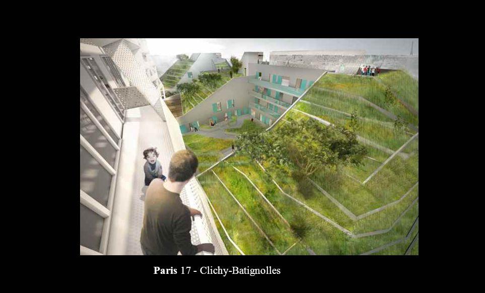 Paris 17 - Clichy-Batignolles