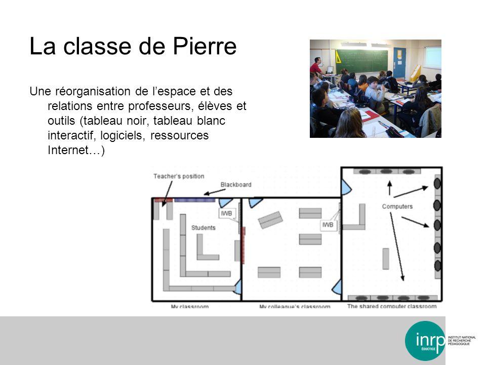 La classe de Pierre